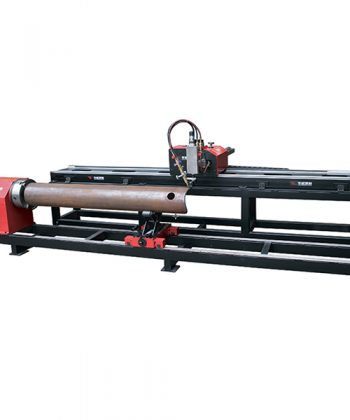 Máquina de corte de plasma con tubo CNC