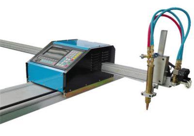Feito en China plasma antorcha de plasma e cortador de mesa de corte de metal CNC de plasma