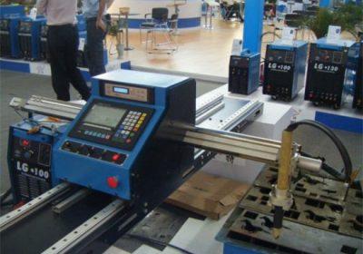 Gantry tipo mini cortador de plasma CNC portátil máquina de corte de metal tubo