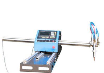 máquina de corte de tubo de plasma portátil para tupe e tubos de metal