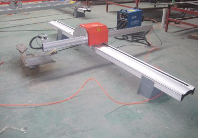 Perfil de tubería CNC portátil Intersecting máquina de corte fabricante de tubería barata