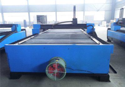 Folla de corte de plasma CNC de aceiro Máquina de corte de plasma