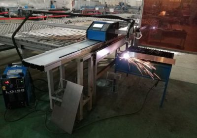 subministración de roteador CNC de metal / folla de plasma de metal cnc perfil de tubo de corte