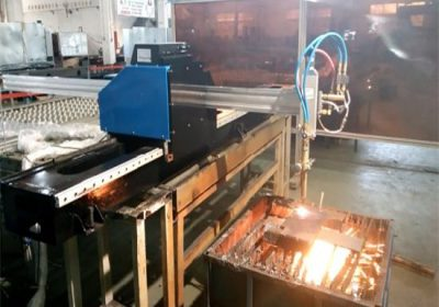máquina de cortar plasma plasma de metal cnc