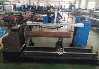 máquina de cortar plasma CNC con cama de mesa de auga