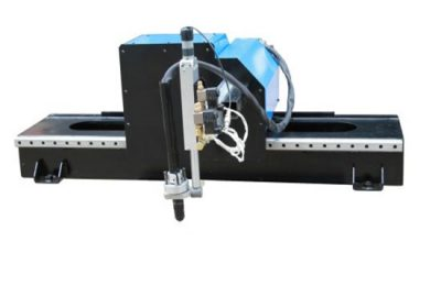 Máquina de corte de plasma de 1500 * 6000mm 100A 200A 300A
