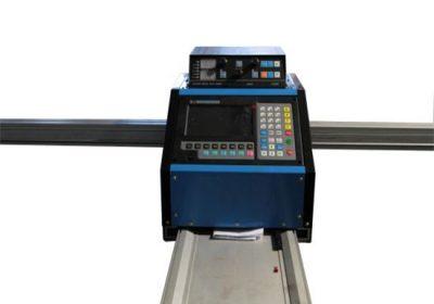 Chapa de escritorio Metal 1530 Cortador de plasma / chama CNC / Máquina de cortar plasma