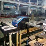Máquina de corte de plasma de chama CNC de pórtico metálico