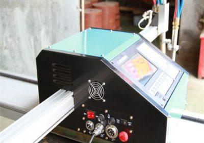 Máquina de corte por plasma portátil CNC, Carburante de osíxeno. Prezo de máquina de corte de metal