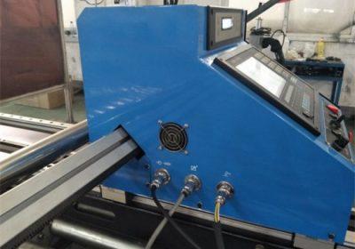máquina de corte por plasma de potencia CNC 43A portátil START Marca de sistema de control de panel LCD de plasma de corte de máquina de metal