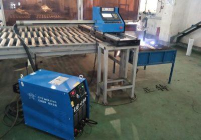 Mellor servizo de máquinas de corte de metal. Cortador de plasma CNC