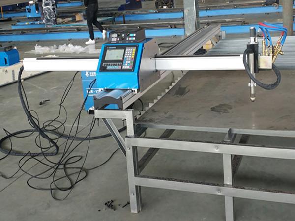 1560 Máquina de cortar plasma CNC pesado