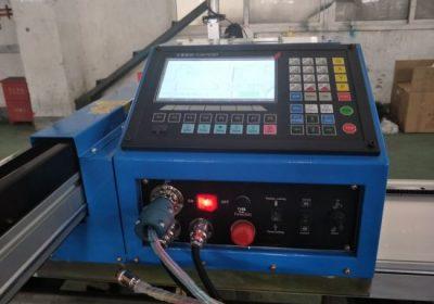 Prezo de máquina chinesa de corte de plasma CNC barato