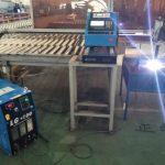 Tipo de pórtico CNC Corte de plasma e máquina de corte de plasma, corte de chapa de aceiro e prezo de fábrica de perforación de fábrica