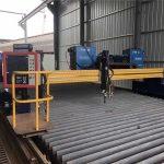 Máquina de corte de chama e plasma CNC de calidade europea / máquina de cortar cnc de plasma para metal