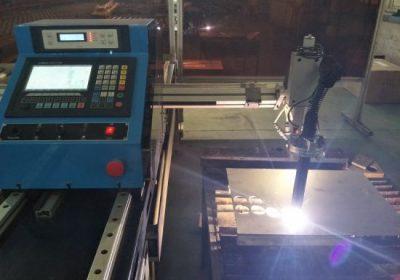 Tubo de metal carbón tubo de corte CNC de plasma
