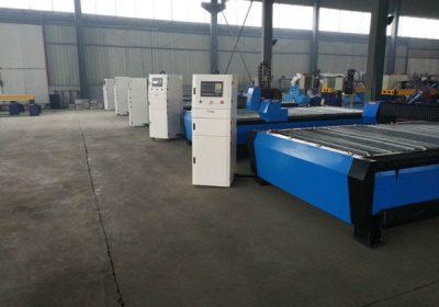 Máquina de corte multilingüe de plasma CNC barato, máquina de corte de plasma CNC, máquina de corte portable CNC