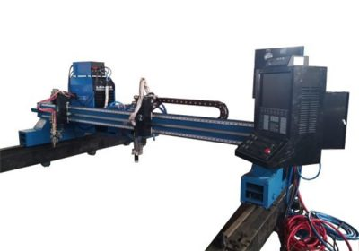 Máquina de corte por plasma CNC portátil para oxy-fuel de procesamento de metal