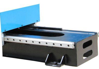 Gantry de gran tamaño Plasma de corte de metal CNC plasma máquina de corte china